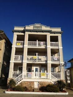 Ocean City, NJ  Vacation Rental - VRBO 224856 - 3 BR  Across the Street from the Boardwalk!