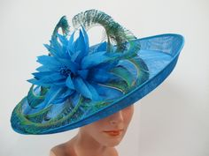 I don't believe in horse racing but I do believe in hot hats and mint juleps at a Kentucky Derby party!