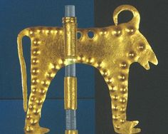 """One of the oldest gold treasures in the world, unearthed at the Varna Necropolis on Bulgaria's Black Sea coast, is attracting enormous attention at a New York exhibition.    The treasures form part of an exhibition """"The Lost World of Old Europe: The Danube valley, 5 000 – 3 500 BC"""", currently on display at the New York University Institute for the Study of the Ancient World."""