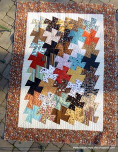 Quilting through Rose-colored Trifocals!: The Other Christmas Quilt