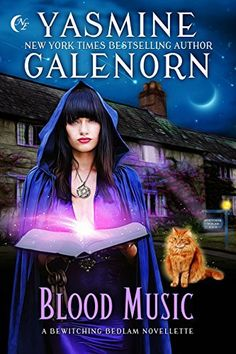USA Today Bestseller! #33 on Charts in the Taming the Vampire Anthology Prequel-novelette to the Bewitching Bedlam Series. Available by itself! When fun-loving witch Maddy Gallowglass moves …