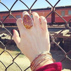 Old Trains, Silver Work, Druzy Ring, Vines, Amber, Jewels, Stone, Bracelets, Instagram Posts