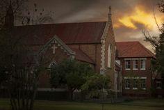 St Patric's College, Kimberley. #catholic #school #brothers #gertjgagiano #photographer www.gertjgagiano.co.za