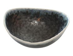 Small Blue Dish by Andrew Rouse   The Local Vault