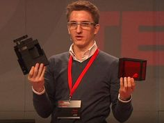What is 3D printers printed 100x faster?   TED Talks   The world's smallest 3D printer