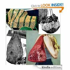 ... Crochet bags on Pinterest Laundry bags, Produce bags and Market bag