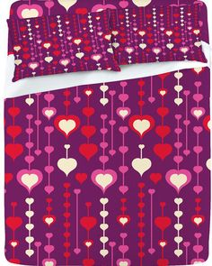 #DENY Designs             #love                     #DENY #Designs #Home #Accessories #Heather #Dutton #Falling #Love #Sheet      DENY Designs Home Accessories | Heather Dutton Falling In Love Sheet Set                                http://www.seapai.com/product.aspx?PID=146499