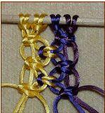 Basic macrame knots_  Very very very useful!