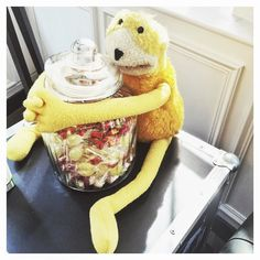 Since we are talking about #icons on the blog this month here is a Flat Eric flashback.