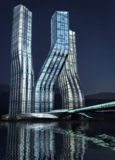 Proposal of an Amazing Signature Towers   #Information #Informative #Photography