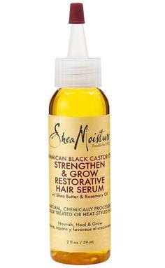 Luxe Beauty Supply - Shea Moisture Jamaican Black Castor Oil Strengthen, Grow  #HairCare, #luxebeautysupply, #NaturalHairCare