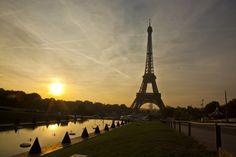 Good Morning París Paris, My Dream, Good Morning, Tower, Building, Photography, Travel, Fotografia, D Day
