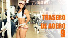 NALGAS que hacen voltear ejercicio para un TRASERO DE ACERO 9