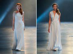 The David Fielden 2014 Collection ~ Innovative, Cutting Edge Bridal Fashion