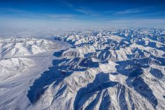 12. Northern Alaska, Brooks Range.