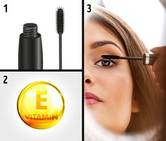 For a woman, the beauty of her eyelashes is just as important as that of her hair. So what should be done for long and healthy lashes? How To Grow Eyelashes, Longer Eyelashes, Long Lashes, Eyebrow Growth Serum, Circulation Sanguine, Tips Belleza, Makeup Remover, Eyelash Extensions, Makeup Yourself