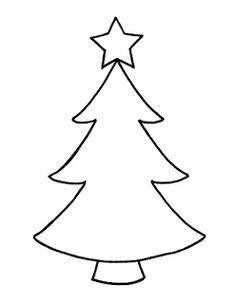60+ Christmas Clip Art Black and White ideas | christmas clipart, clip art, christmas tree ...