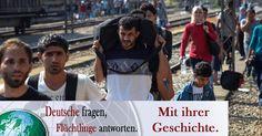 Focus.de - Deutsche fragen – Flüchtlinge antworten: Woher haben Flüchtlinge ihr Geld