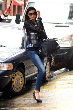 #miranda#kerr#street#style#casual