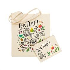 Pochette tea time