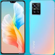 The vivo V2121, expected to launch under the name S10 Pro, has appeared on TENAA earlier this month, but now we have the full specs sheet, along with actual images of the smartphone. It will have a rectangular camera island on the back for the triple shooter, and there are two cameras on the front as well - likely packed within an actual notch. Smartphone Reviews, Android Smartphone, Latest Android, Product Launch, Display, Mobile Phones, Specs, Cameras, Island