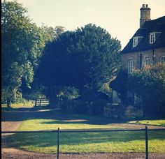 Leicestershire Walk, Country Farmhouse