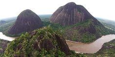 El primer lugar fue para esta fotografía de los impresionantes cerros de Mavecure, en el Guainía. Autor: Wilfredo Amaya.