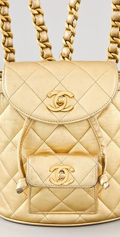 WGACA Vintage Vintage Chanel Quilted Mini Backpack | SHOPBOP