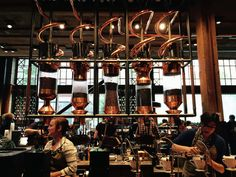 Starbucks Reserve Roastery & Tasting Room 1124 Pike Street Seattle, WA 98101 Just nine blocks from the original Pike Place Market store.