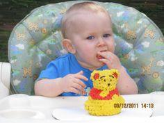 Winnie The Pooh Small Cake Tins