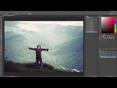 Photoshop- onde se observa o desenvolvimento da lógica de cortar e colar bem como a manipulação de software.