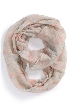 Today's Obsession: Transitional Infinity Scarf