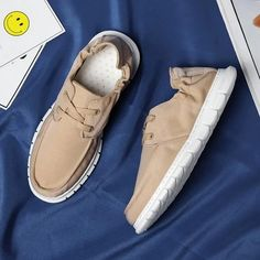 Summer Shoe Mesh Canvas Men's Casual Shoes Breathable Loafers Slip on Men Flats Hot Sale Soft Driving Shoes Man Moccasins | Touchy Style Casual Shoes, Men Casual, Driving Shoes Men, Summer Shoes, Moccasins, Loafers Men, Tennis, Mesh, Footwear