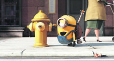 Sexy Minion hitting on fire hydrant. Another funny minion video scene where Stuart is hitting on fire h. Amor Minions, Minion Movie, Minions Despicable Me, My Minion, Minions Quotes, Funny Minion, Girl Minion, Jokes, Inspire Quotes