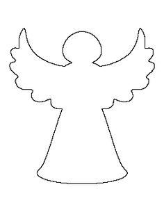 Malvorlage engel umriss Coloring and Malvorlagan