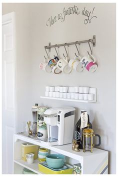 Declutter your space without sacrificing your sense of style. These simple projects will help you take your space from chaotic to neat-and-tidy on a budget.