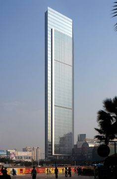 Guangzhou Teem Plaza -- P&T Architects & Engineers Limited | P&T Group