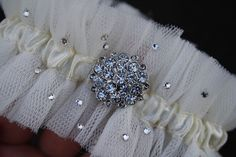Chasing Cottons: Gorgeous Garter...a Quick How To...