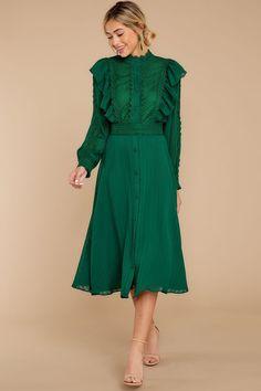 Modest Dresses, Modest Outfits, Classy Outfits, Pretty Dresses, Beautiful Outfits, Dress Outfits, Casual Dresses, Fashion Dresses, Elegant Midi Dresses