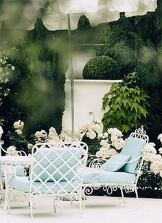 This Is Glamorous | 20 Beautiful Outdoor Spaces