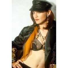 Madonna, when she was all that!