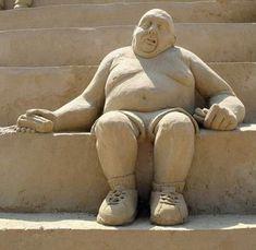 Incredible Sand Sculptures