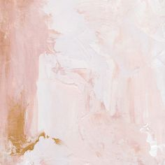Blush pink abstract