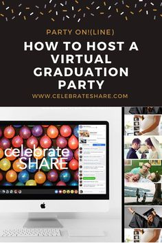 How to host a virtual graduation party using facebook. Your guide to creating online celebrations during social distancing or for loved across the miles.