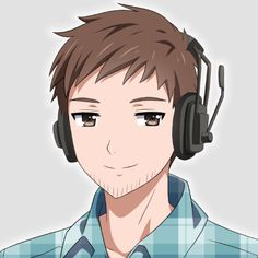 Noble is Anime it's self