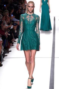 Spring 2014 Ready-To-Wear by Elie Saab.