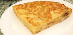 Recepten uit de Spaanse keuken: tortilla de patatas of tortilla española. Frittata, Brunch, Whats For Lunch, Spanish Food, Tex Mex, Fajitas, Tostadas, Finger Foods, Snacks