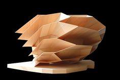 Granada Performing Arts Centre Model //Kengo Kuma