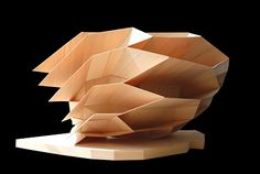 Granada Performing Arts Centre Model //Kengo Kuma