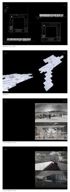 #architecture #model #design #landscape #designing_in_greenfield #lines #compositio #gruppo16